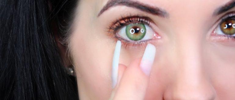 Маникюр и линзы: как снять линзы обладателям длинных ногтей
