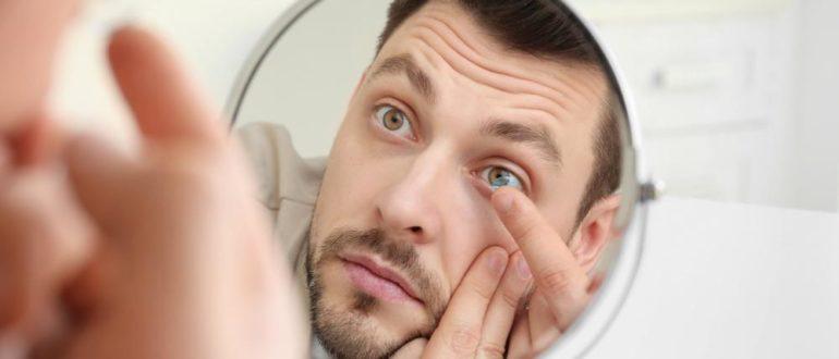 Как быстро и легко надеть контактные линзы первый раз – пошаговая инструкция