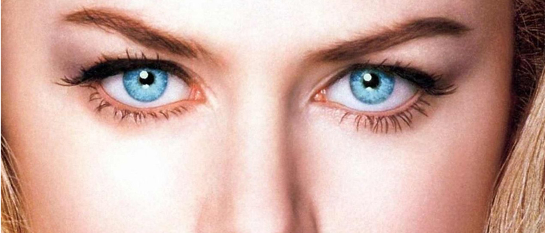Выразительный образ с помощью голубых линз. Как правильно подобрать и использовать оптику?